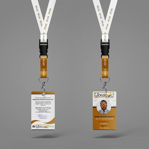 ID card design and production