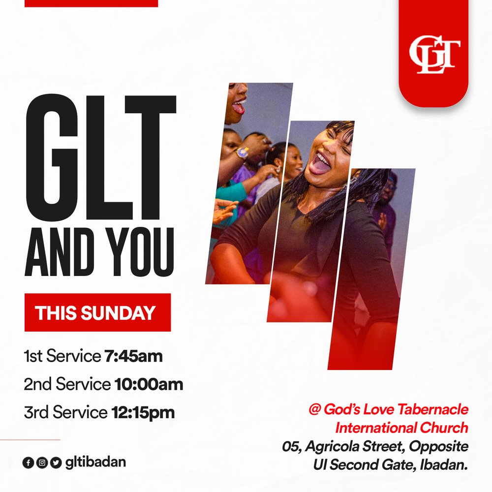GLT AND YOU